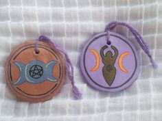 Check out this item in my Etsy shop https://www.etsy.com/listing/230771864/goddess-and-moon-holiday-ornaments