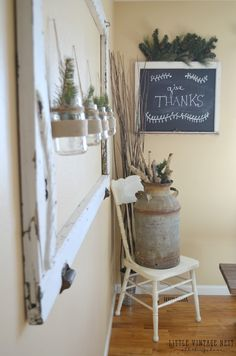 Paint Color Autumn Blonde by Sherwin Williams from Little Vintage Nest