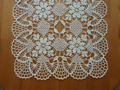 table runnerset of doiliestable cover image 7 Beau Crochet, Cotton Crochet, Crochet Tablecloth Pattern, Crochet Patterns, Lace Doilies, Crochet Doilies, Lace Table, Gift Table, Decoration Table