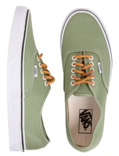 Vans Authentic // Brushed Twill