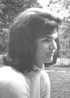 """Jacqueline Kennedy Onassis (née Jacqueline Lee """"Jackie"""" Bouvier;  July 28, 1929 – May 19, 1994) was the wife of the 35th President of the United States, John F. Kennedy, and First Lady of the United States during his presidency from 1961 until his assassination in 1963.   ♛♡❀❀♡✿♡♛❁♡♛✾♡✽♡❃♡♛ http://en.wikipedia.org/wiki/Jacqueline_Kennedy_Onassis"""