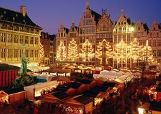 Belgium - the perfect country for the holidays (taken at Christmas)