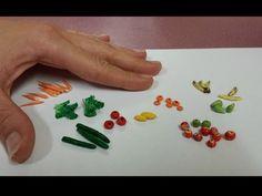 How to Miniature Fruits and Veggies - YouTube