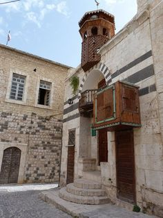 Aleppo old town