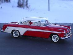 DeSoto with a great two-tone paint job! Dodge, Vintage Cars, Antique Cars, Desoto Cars, Car Station, Classic Car Restoration, Us Cars, Go Kart, Car Pictures