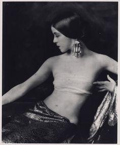 Martha Graham in Greenwich Follies, 1924