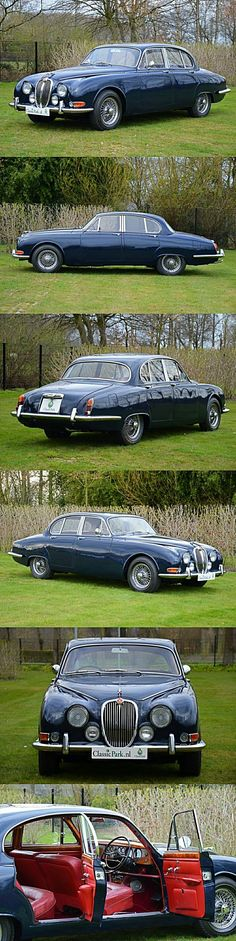 1966 Jaguar S-Type 3.4 Saloon