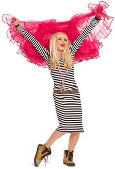 10 Random style questions with Betsey Johnson