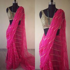 Pink saree with golden sequin strips To purchase this product mail us at houseof2@live.com  or whatsapp us on +919833411702 for further detail #sari #saree #sarees #sareeday #sareelove #sequin #silver #traditional #ThePhotoDiary #traditionalwear #india #indian #instagood #indianwear #indooutfits #lacenet #fashion #fashion #fashionblogger #print #houseof2 #indianbride #indianwedding #indianfashion #bride #indianfashionblogger #indianstyle #indianfashion #banarasi #banarasisaree