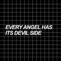 And every Devil has and angle inside. Sebastian proved that at the end of the series.