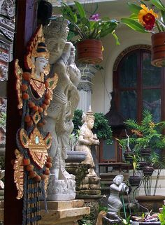 ~ Balinese Statue ~ - Ubud, Bali
