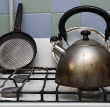 1000 Images About Clean Gas Stove On Pinterest Gas