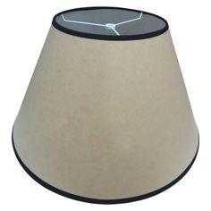 Threshold™ Haypaper Lamp Shade - Brown