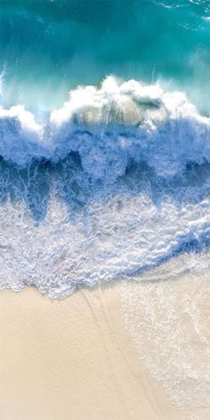 59 Trendy Ideas For Wallpaper Iphone Summer Photography Ocean Waves Summer Photography, Ocean Photography, Drone Photography, Landscape Photography, Ocean Wallpaper, Wallpaper Backgrounds, Iphone Wallpaper, Trendy Wallpaper, Summer Wallpaper