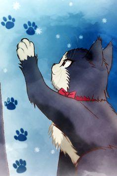 Time for Doukyonin Wa Hiza, Tokidoki Atama No Ue. A cute slice of life surrounding a novelist loner and his stray cat. Anime Manga, Anime Art, Evergreen Flowers, Slice Of Life Anime, Cat Couple, Digimon Adventure Tri, Sanrio Characters, Best Waifu, Cat Memes
