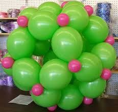 Image result for heart link o loon balloons