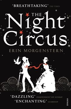 The Night Circus by Erin Morgernstern a book I wanted to read again as soon as I finished it, which for me is rare!