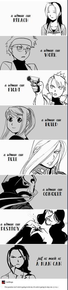 Fullmetal alchemist, fma