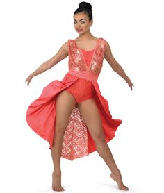 Pole Dancing Costume Dance Costume Dance competition outfit Dare to Bare Halter Top
