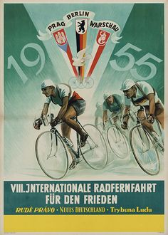 friedensfahrt 1955