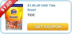Save up to $4.70 on Tide with these new coupons!