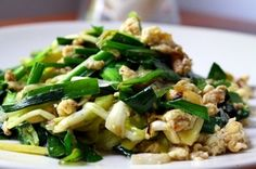 Seriously Asian: Chinese Chives w Egg