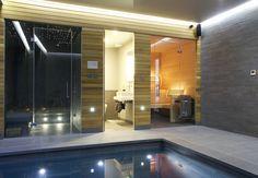 Guncast swimming pool