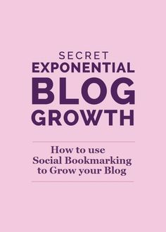 How our social bookmarking platform helps #bloggers like you get noticed. Create your own dedicated profile for your blog at Papaly.com
