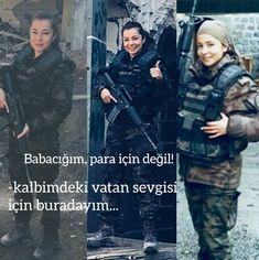 Turkish Military, Turkish Army, Muslim Pray, Vampires And Werewolves, Custom Guns, Military Girl, F 16, Meaningful Words, Hogwarts