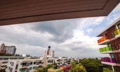 1-Bedroom Apartment: Front Seaview- Rocco Hua Hin Beach & City Condo