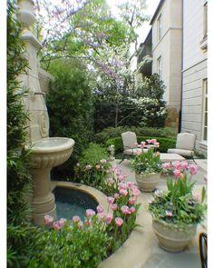 "112 Likes, 2 Comments - GardenChannel (@gardenchannel) on Instagram: ""Patio life Via bhbg.com #garden #gardens #gardenchannel"""