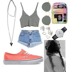 They say stay in your lane, boy lane, boy by smileypot on Polyvore featuring polyvore fashion style Levi's Vans UNIF Givenchy Klein & more Forever 21 Ray-Ban