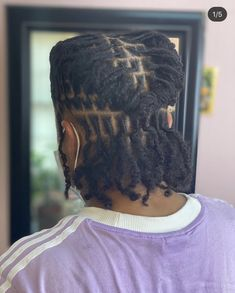 Dreads Styles For Women, Short Dreadlocks Styles, Dreadlock Hairstyles For Men, Dreadlock Styles, Twist Hairstyles, Curly Hair Styles, Cool Hairstyles, Natural Hair Styles, Locs Styles