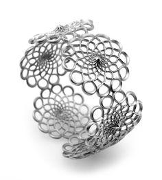 Bracelet VRENELI Schmuck Design, Designer, Jewelry Collection, Decorative Bowls, Jewelry Design, Antiques, Bracelets, Rings, Antiquities
