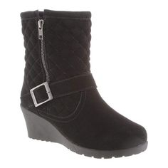 Bearpaw Natasha Women's Winter Wedge Boots * You can get more details here : Bearpaw boots
