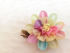 Clip, Brooch, colorful