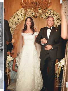 Amal Alamuddin and George Clooney's #Wedding Album