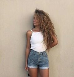Check out these amazing summer outfit ideas with white shirt., Summer Outfits, Check out these amazing summer outfit ideas with white shirt. Fashion Guys, Summer Fashion For Teens, Tumblr Fashion, Summer Fashion Outfits, 90s Fashion, Outfit Summer, Fashion Advice, Fashion Clothes, Fitness Fashion