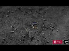 Data from both the Philae lander and Rosetta orbiter experiments, as well as simulation results based on Philae's mechanical design have been used to reconst. Mechanical Design, Youtube, Youtubers, Youtube Movies