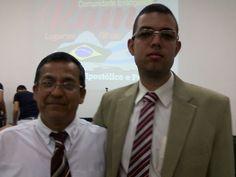 Pastor Carlos Sifuentes, pregador internacional.