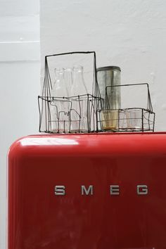 SMEG gives you a touch of red