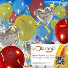 Desconto em encomendas de balões para os restaurantes/bars @ C.A.R.D.S | Lagos | Promoção GOlaranja | http://www.golaranja.com/pt/special-offers/empresa/cards | Order more than 10 helium filled latex balloons for your restaurant or bar and get 12% | #CARDS #Balloos #Baloes | APP GOlaranja @ Google Play | https://play.google.com/store/apps/details?id=com.golaranja | Aproveite a experiência | Enjoy the experience | #GOlaranja Team