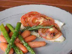 Linguado ao Forno com Tapenade de Azeitonas Pretas e Tomates, Foto 2