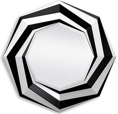 Helter Skelter, A wonderful octahedron frame in its most pure and contemporary form.Christpher Guy..  Found at www.allenandjames.com .