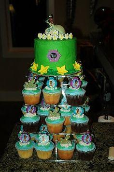 Cupcakes: Another Princess & the Frog - Princess Tiana Order