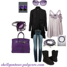 """""""Outfit"""" by shellyontour on Polyvore"""