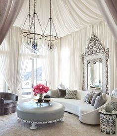 Oh my God, those shoes! And those bags!! Architectural Digest has today published an insight into the newly-designed mansions belonging to Khloé and Kourtney Kardashian, and all we can say is WOW!! The interior design of the two mansions is just all kinds of amazing. Check out the artwork in Kourtney's office too. Amaze! And don't get us started on the…