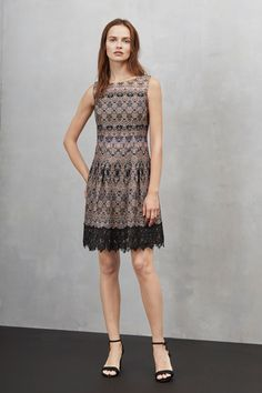 Tea Lights Flared Dress | Dresses | Great Plains