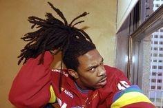 Busta Rhymes Dreads - Popular Rappers with Dreads: Dreadlock Styles For Black Men #menshairstyles #menshair #menshaircuts #menshaircutideas #menshairstyletrends #mensfashion #mensstyle #fade #undercut #barbershop #barber #rappers #hiphop #music #blackmen #celebrities Black Men Haircuts, Cool Mens Haircuts, Black Men Hairstyles, Cool Hairstyles For Men, Popular Hairstyles, Messy Hairstyles, Popular Rappers, Fake Dreads, Shaved Hair Designs