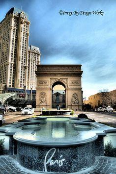 Paris-Las Vegas Hotel & Casino